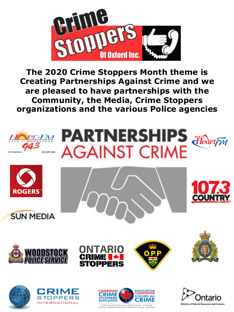 Crime stoppers week